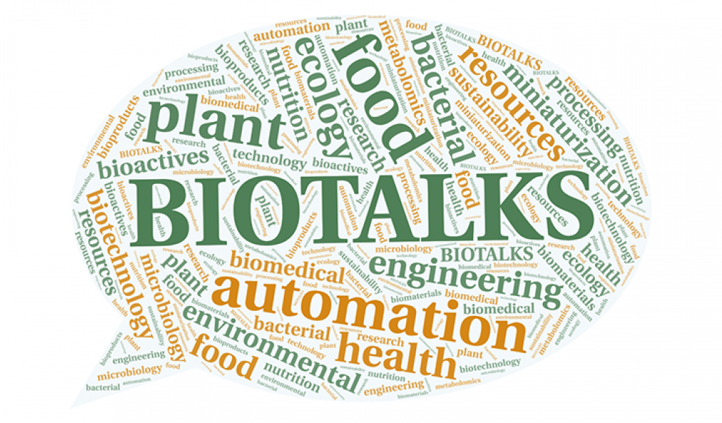 Logitipo Biotalks